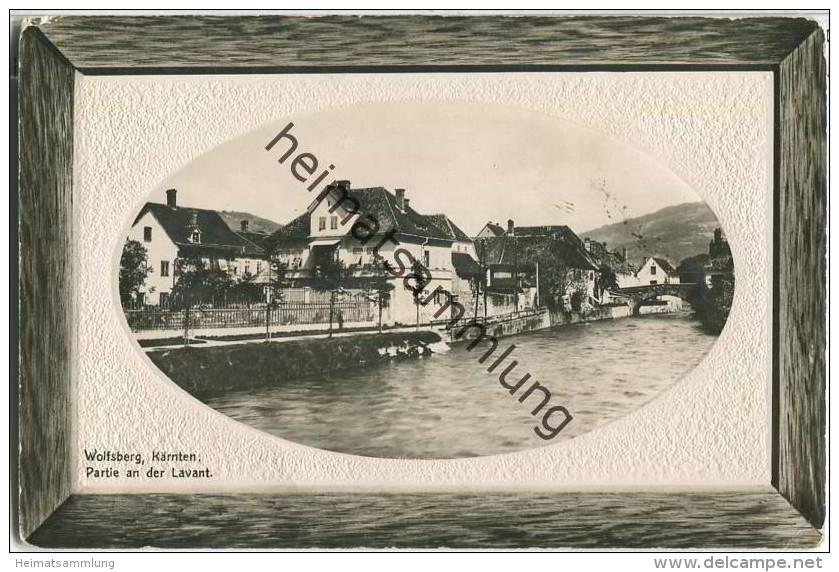 Wolfsberg - Partie An Der Lavant - Wolfsberg