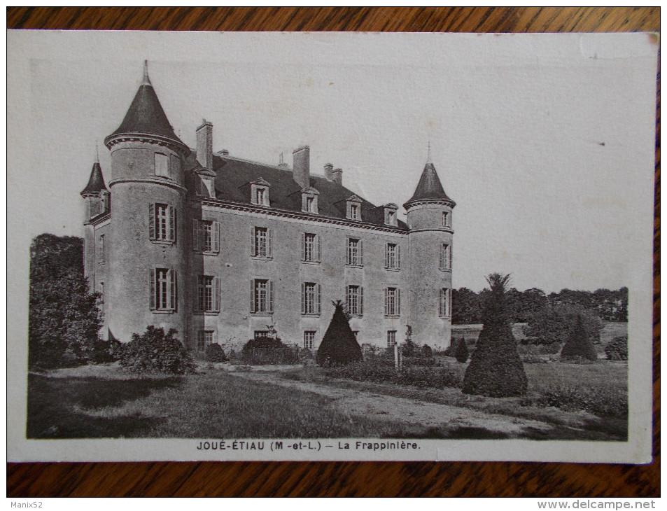 49 - JOUE - ETIAU - La Frappinière (Château) - France