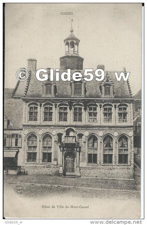 CASSEL - Hôtel De Ville Du Mont-Cassel (3) - Cassel