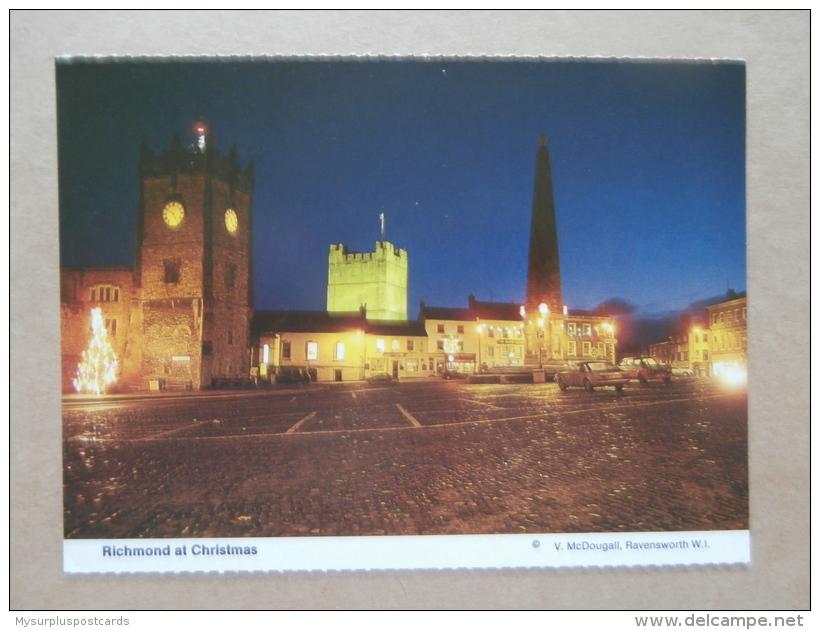 37841 PC: LONDON: Richmond At Christmas.   (c) V. McDougall, Ravensworth W.I. - Other