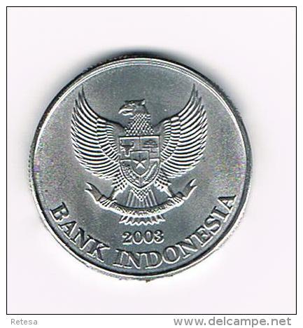 ¨ INDONESIE  500  RUPIAH  2003 - Indonésie