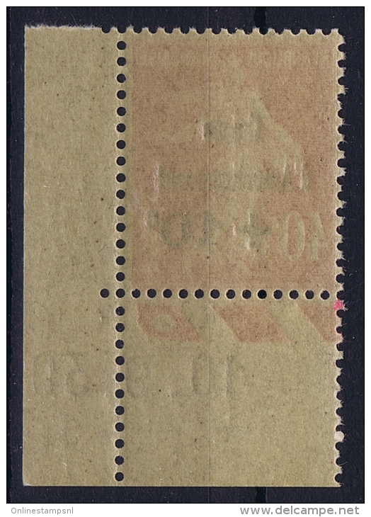 France 1930 Yvert  266 Coin Date   MNH/** /neuf - Sinking Fund