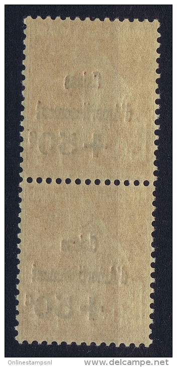 France 1931 Yvert  277 Paire   MNH/** /neuf - Sinking Fund