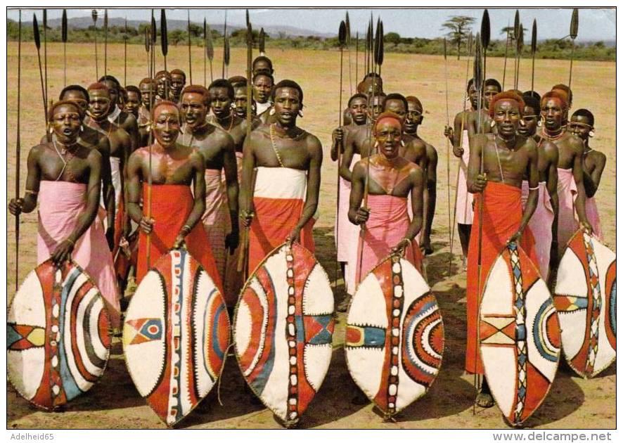 013J - 1979 Kenia Kenya Masai, Belles Timbres, Nice Stamps - Kenya