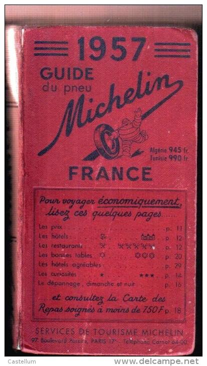 Guide Michelin France-1957 - Michelin (guides)
