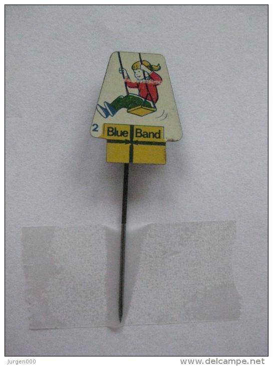 Pin Blue Band (GA00458) - Jeux