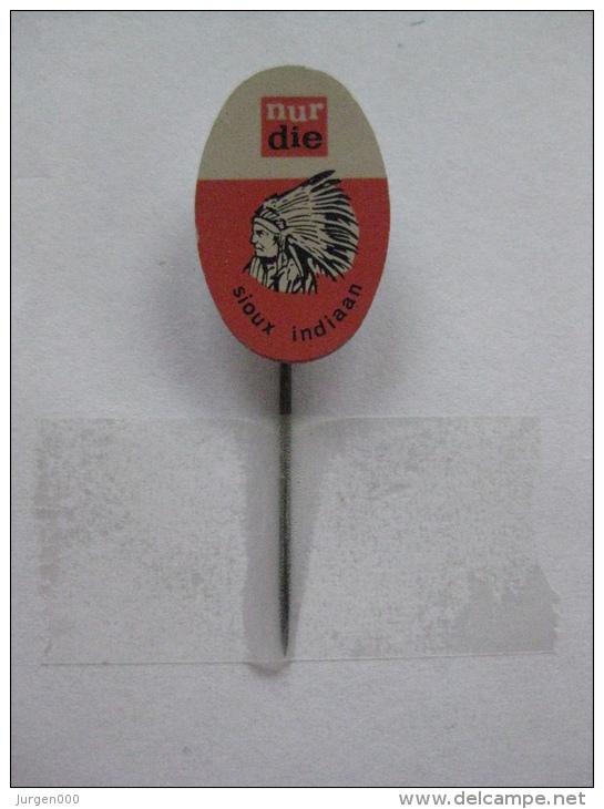 Pin Nur Die Sioux Indiaan (GA00471) - Marques