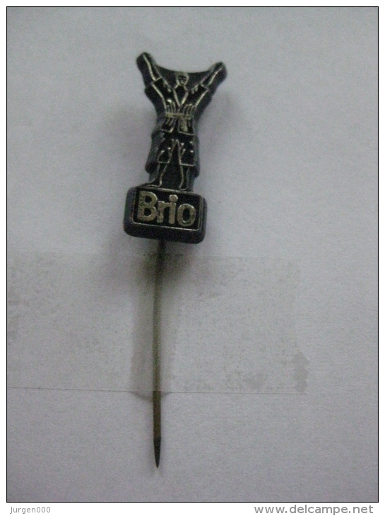 Pin Brio (GA00520) - Judo