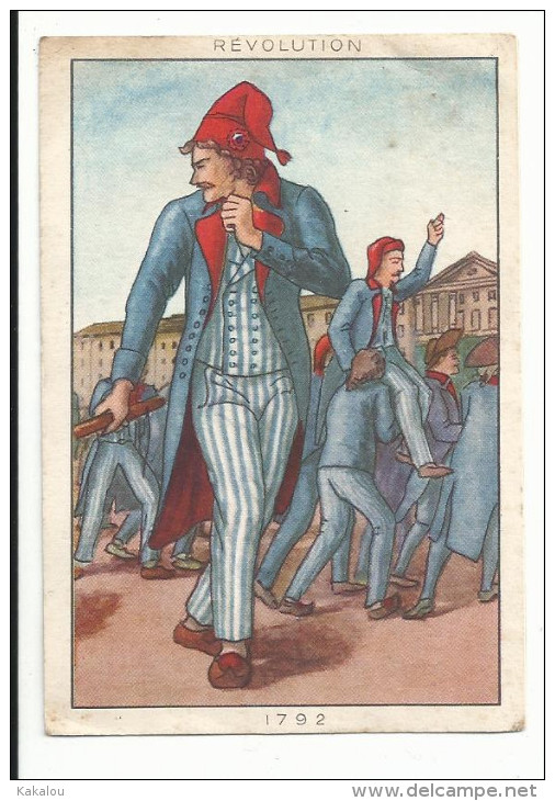 BLEDINE CEREALE REVOLUTION 1792 - Andere