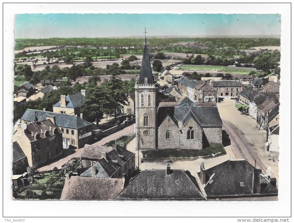 2 -  Chatillon Sur Colmont  -   L'Eglise - France