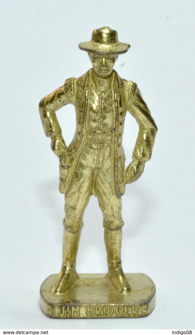 Metal Berühmte Westmänner II : Jim Bridger Gold Scame - Figurines En Métal