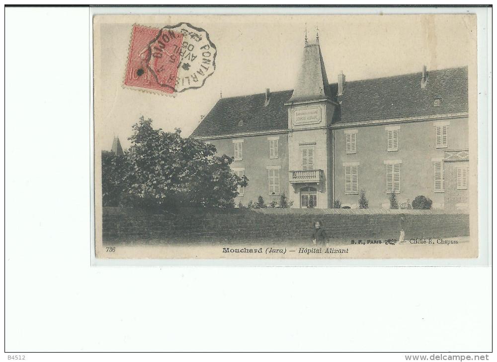 39 MOUCHARD Hôpital Alixant - France