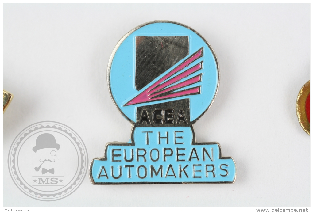 ACEA The European Automakers - Pin Badge #PLS - Otros