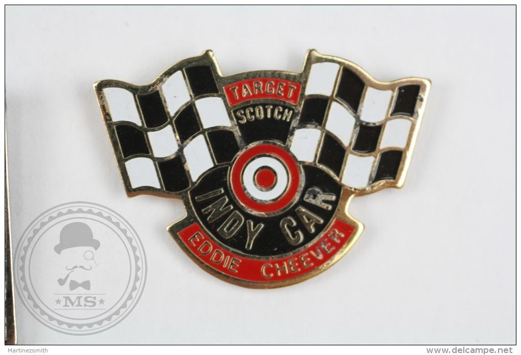 Indy Car, Eddie Cheever - Pin Badge #PLS - Otros