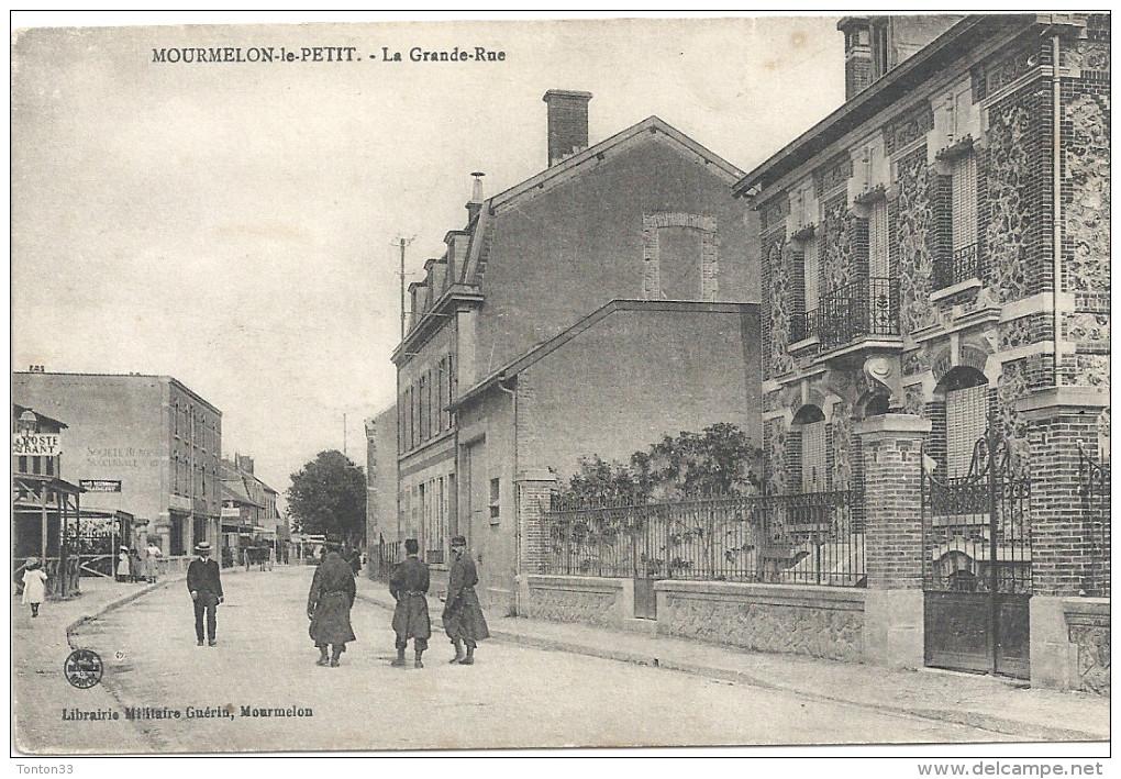 MOURMELON LE PETIT - 51 - La Grande Rue - VAN1 - - France