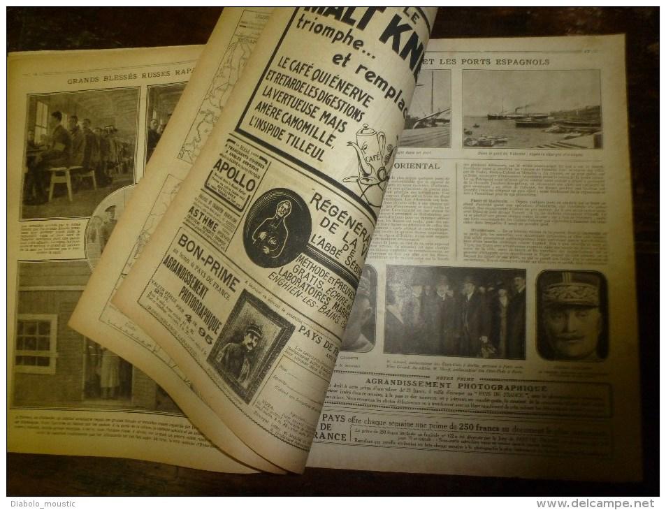 1917 LPDF: Grande Publicité Signée Jacques Nan;Ablaincourt; Italiens à CARSO De DOBERDO; Castelnuovo; Soissons - Français