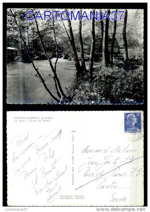3587-41-427  Savigny-sur-Braye La Braye - France