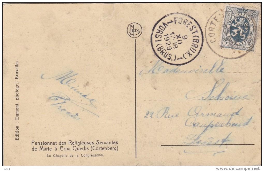 Kortenberg - Erps - Kwerps - La Chapelle - Kortenberg