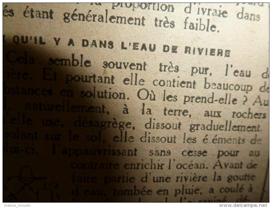 1918 LPDF:AVION GEANT 4 Moteurs Pour 2500kg Bombes;Nos Chars;IVRAIE énivrante;Jugement Des Corneilles;MANGER Du TREFLE - Revues & Journaux