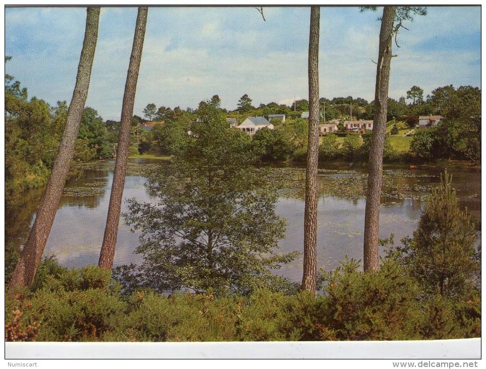 Moisdon-la-Rivière.. L'Etang De La Forge - Moisdon La Riviere