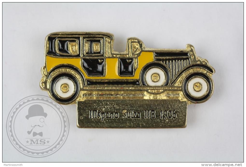 Hispano Suiza HB 1926 - Pin Badge #PLS - Pin
