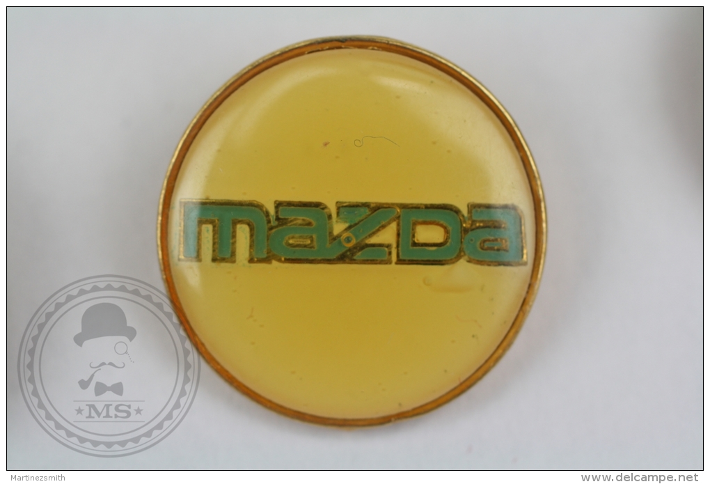 Mazda Car Logo - Pin Badge #PLS - Pin