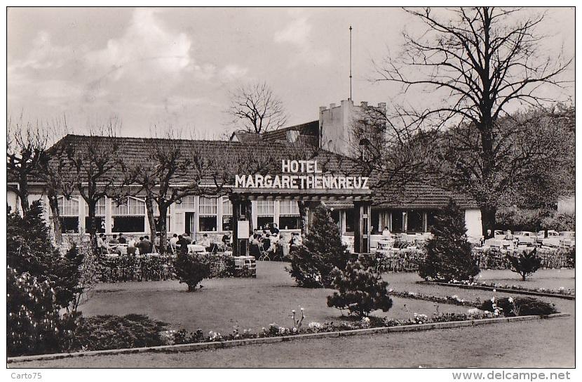 Allemagne - Siebengebirge Am Rhein - Hotel Pension Margarethenkreuz - Koenigswinter