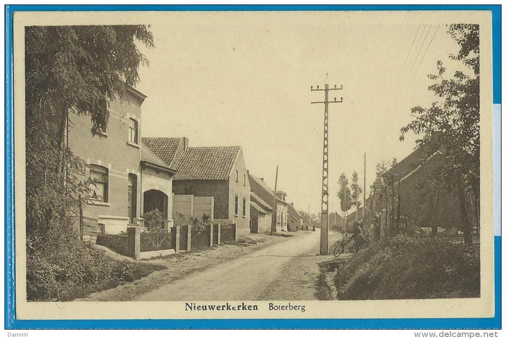 Nieuwerkerken - Boterberg - Nieuwerkerken