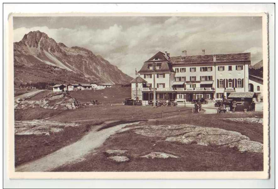 Hotel Maloja Kulm - GR Grisons