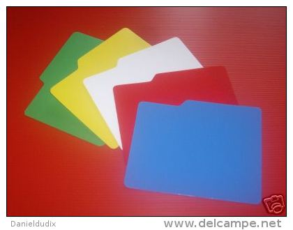 TOP QUALITE - 50 INTERCALAIRES POUR CPA & CPM - Supplies And Equipment
