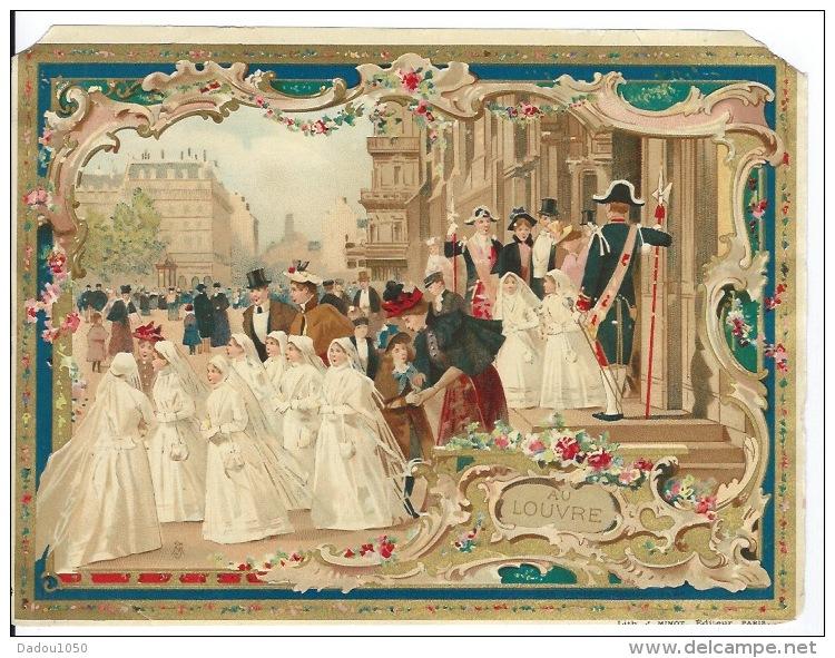 Lot De  6 Images - Vieux Papiers
