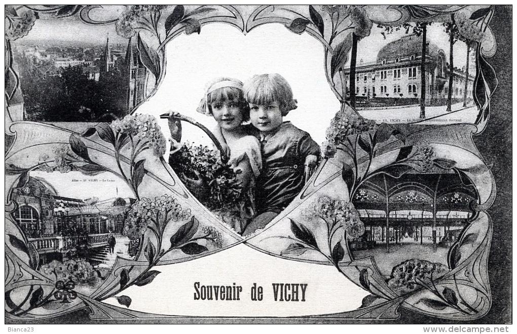 B9172 Souvenir De Vichy - Vichy
