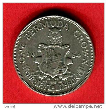 UN BERMUDA 1964 TTB 38 - Bermudes