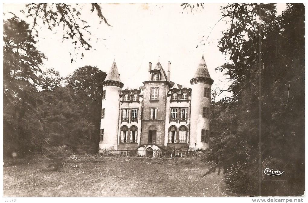 Mezel - Château De Prédale - France