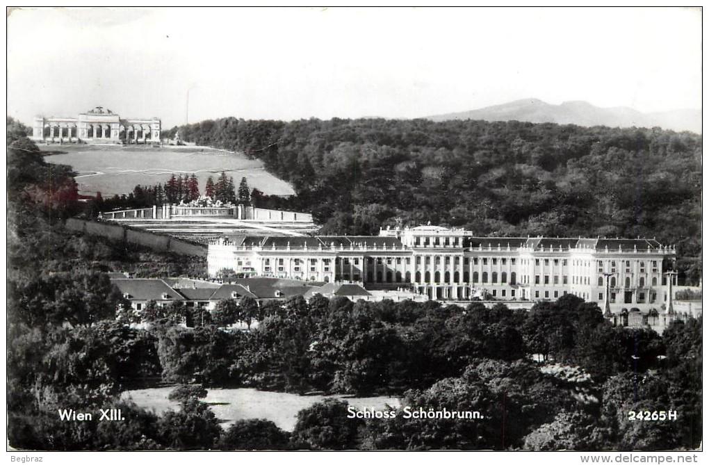 VIENNE          SCHOEBRUNN - Château De Schönbrunn