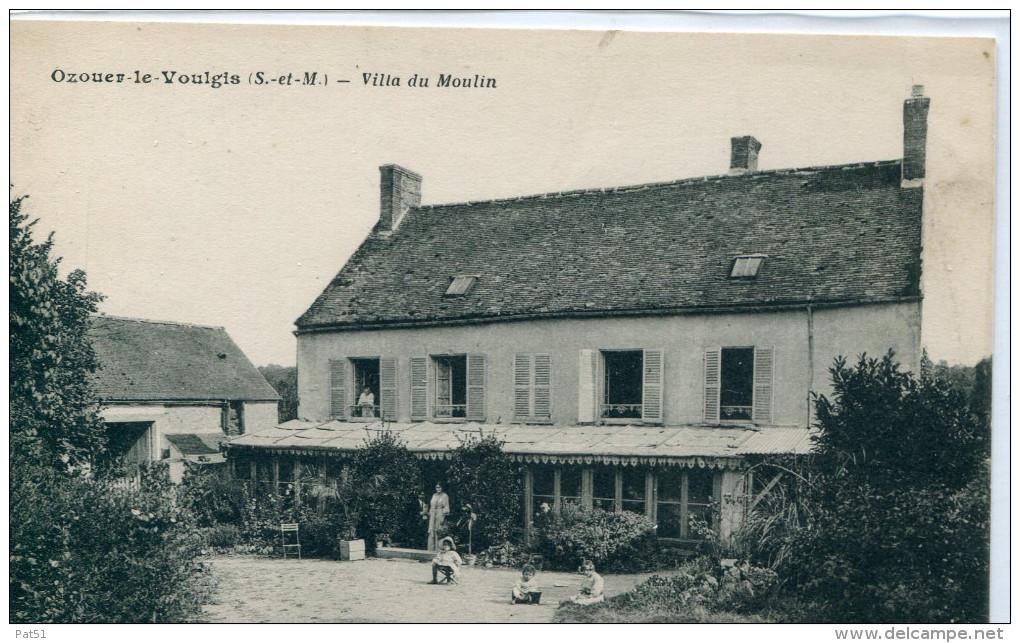 77 - Ozouer Le Voulgis : Villa Du Moulin - Altri Comuni