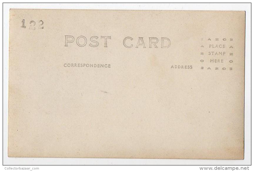 A Basketball Team Possing Uruguay Ca 1940 Original Postcard Cpa  (W4_495) - Pin-Ups