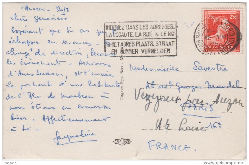 AK - Belgische Tracht - Und Interieur - 1950 - Belgien