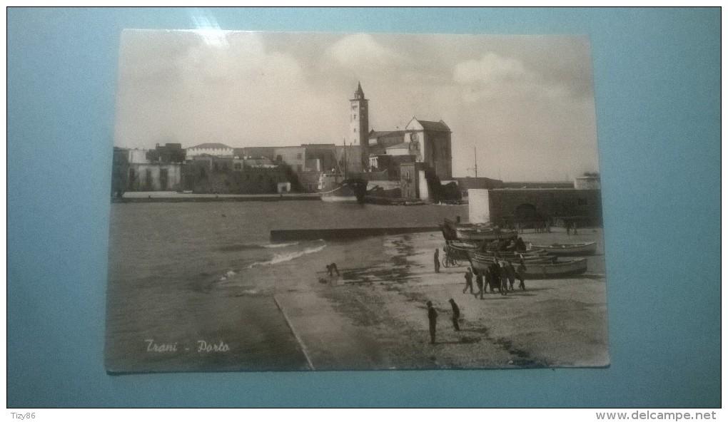 Trani - Porto - Trani
