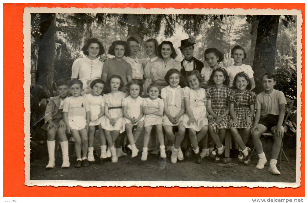 Photo De Groupe - Enfants - A Identifier
