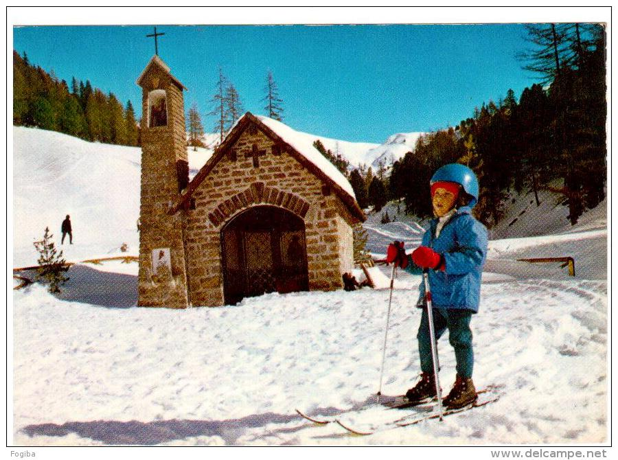 RA29 TESERO (Trento) Centro Sport Invernali  - Alpe Pampeago - Trento