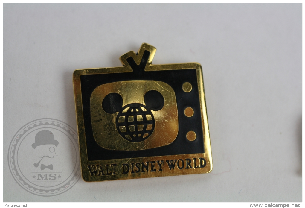 Walt Disney World TV - Pin Badge #PLS - Disney