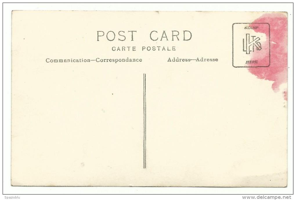 """Post Card - """"Accampamento Nel Deserto"""" - """"Encampment In The Desert"""" - Cartoline"""