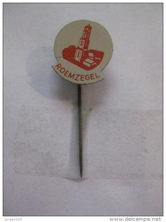 Pin Roemzegel (GA00808) - Verenigingen