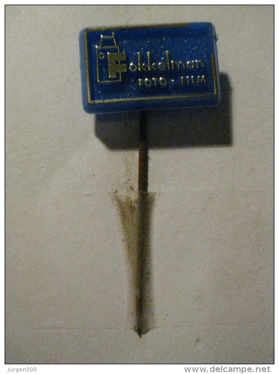 Pin Fokkelman Foto-Film (GA01203) - Fotografie