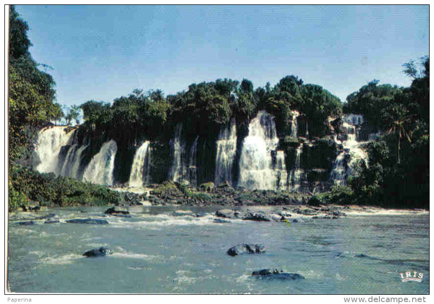 LES CHUTES DE BOUALI BANGUI - Repubblica Centroafricana