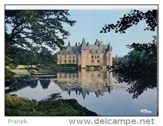 CP53058 - MEZANGERS - Château Du Rocher - France