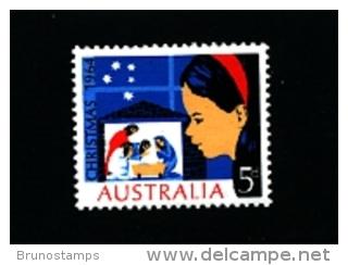 AUSTRALIA - 1964  CHRISTMAS  MINT NH - 1952-65 Elizabeth II: IEmissione Prima Decimali