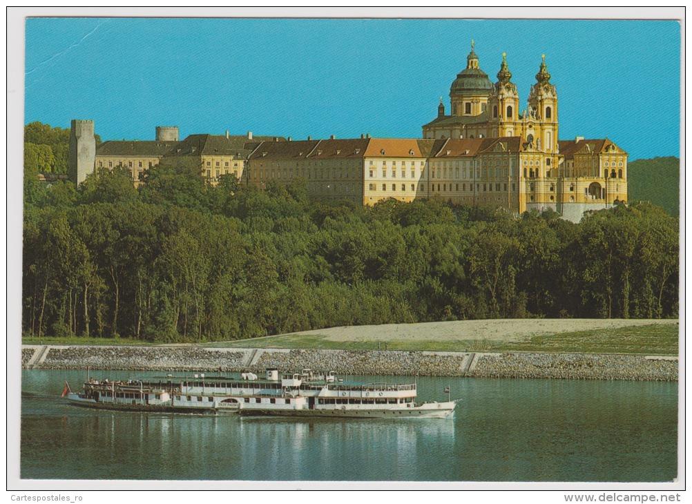 Melk-Stadt Passau-ferry-unused,perfect Shape - Melk