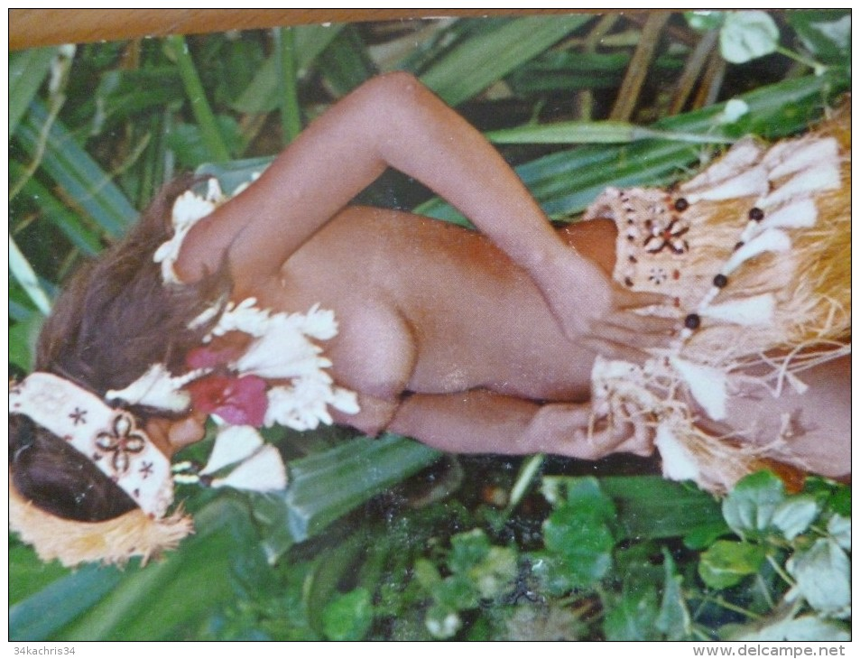 CPA Tahiti Nu - Polynésie Française